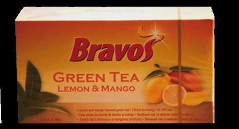 Btavos-greentea