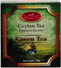ceylon tea-green tea