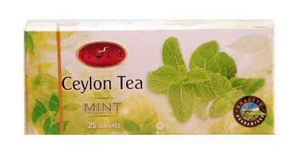 ceylon tea-Mint tea