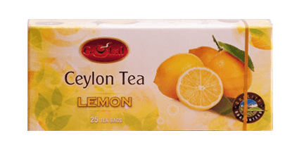 ceylon tea-lemon tea