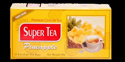 super tea-pineapple tea