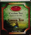 ceylon tea-green tea